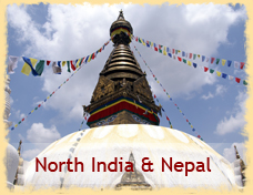 North India With Nepal