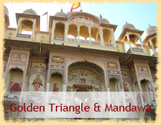 Golden Triangle Wuth Mandawa