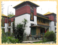 Namgyal Institute of Tibetology-Gangtok