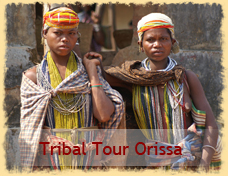 Tribal Tour Orissa